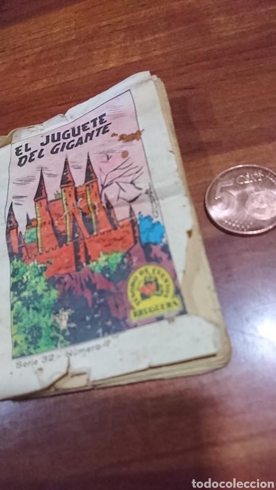 Libros: Viejo mini cuento, serie 32,número 7,tesoro de cuentos bruguera, años 60 - Foto 2 - 216505985
