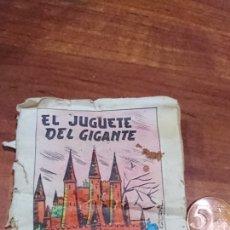 Libros: VIEJO MINI CUENTO, SERIE 32,NÚMERO 7,TESORO DE CUENTOS BRUGUERA, AÑOS 60. Lote 216505985