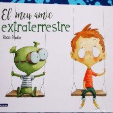 Libros: EL MEU AMIC EXTRATERRESTRE. Lote 216694346