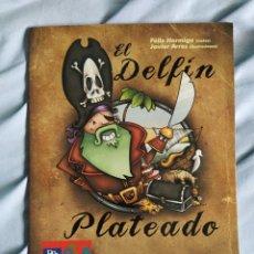Libros: LIBRO EL DELFIN PLATEADO. Lote 217526932
