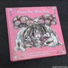 Libros: BLANCA NEU I ROSA ROJA - GERMANS GRIMM, MACMILLAN, 2012. Lote 217934006