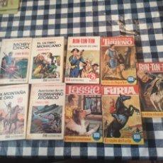 Libros: LOTE DE 9 TEBEOS ANTIGUOS. Lote 218299716