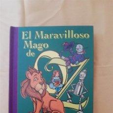 Libros: EL MARAVILLOSO MAGO DE OZ. POP-UP BOOK.. Lote 218348071