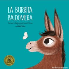 Libros: LA BURRITA BALDOMERA. Lote 218751262