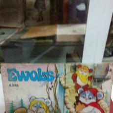 Livres: ASHA . PANORÁMICOS EWOKS 1987. Lote 219607167