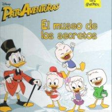 Libros: PATOAVENTURAS . EL MUSEO DE LOS SECRETOS. Lote 221471652