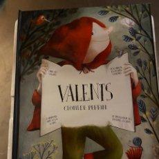 Libros: VALENTS. CLOTILDE PERRINI. ED. MAEVA YOUNG ( EN CATALÁN ). Lote 222083532