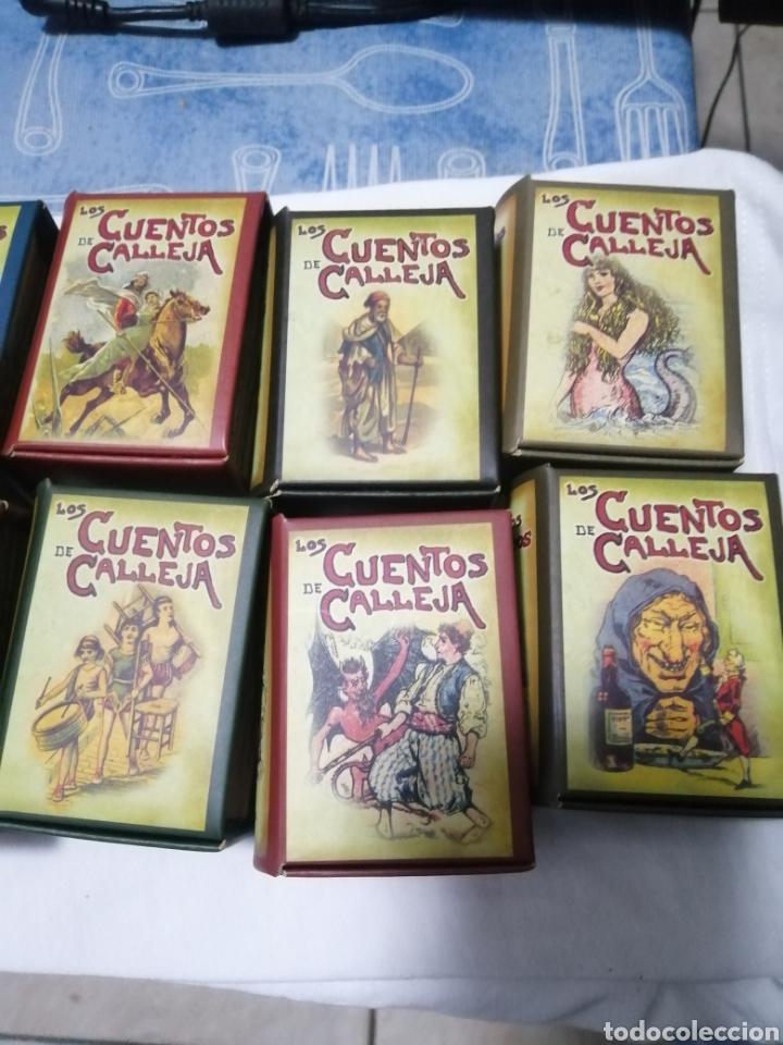 Libros: Lote de cuentos.. Calleja.. - Foto 3 - 222276118