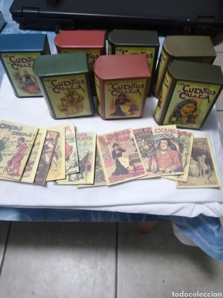 Libros: Lote de cuentos.. Calleja.. - Foto 4 - 222276118