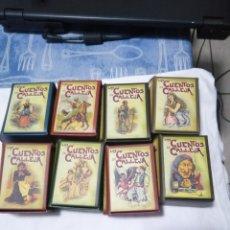 Libros: LOTE DE CUENTOS.. CALLEJA... Lote 222276118