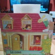 Libros: CUENTO LA CASA CÍRCULO DE LECTORES. Lote 222948047