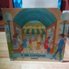 Libros: CUENTO IR DE COMPRAS CÍRCULO DE LECTORES. Lote 222948221