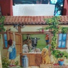Libros: CUENTO LOS ANIMALES DE LA GRANJA. Lote 222948888