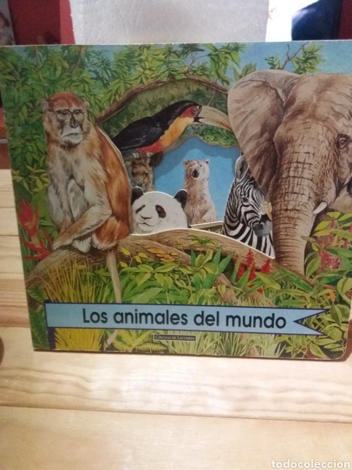 CUENTO LOS ANIMALES DEL MUNDO CÍRCULO DE LECTORES (Libros Nuevos - Literatura Infantil y Juvenil - Cuentos infantiles)