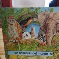 Libros: CUENTO LOS ANIMALES DEL MUNDO CÍRCULO DE LECTORES. Lote 222949072