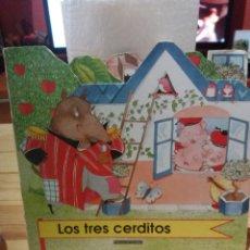 Libros: CUENTO LOS TRES CERDITOS CÍRCULO DE LECTORES. Lote 222949253