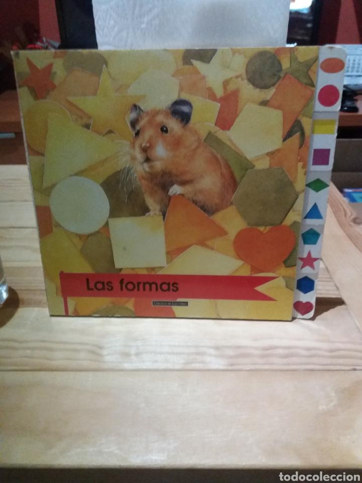 LAS FORMAS CÍRCULO DE LECTORES (Libros Nuevos - Literatura Infantil y Juvenil - Cuentos infantiles)