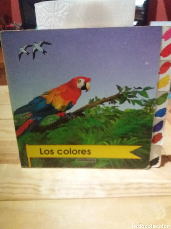 LOS COLORES CÍRCULO DE LECTORES (Libros Nuevos - Literatura Infantil y Juvenil - Cuentos infantiles)