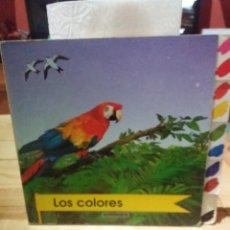 Libros: LOS COLORES CÍRCULO DE LECTORES. Lote 222950735