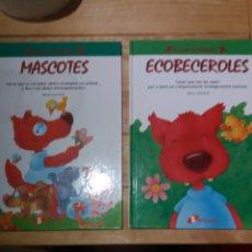 Libros: 2 CUENTOS EN CATALÁN CON CONSEJOS DEL LLOP VERMELL. Lote 222950903