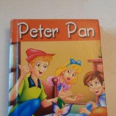 Libros: MINILIBRO CUENTO PETER PAN MINIESCOGIDOS SERVILIBRO EDICIONES. Lote 227075135
