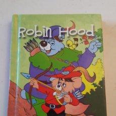 Livres: MINILIBRO CUENTO ROBIN HOOD MINIESCOGIDOS SERVILIBRO EDICIONES. Lote 227076090