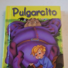 Libros: MINILIBRO CUENTO PULGARCITO MINIESCOGIDOS SERVILIBRO EDICIONES. Lote 227076895