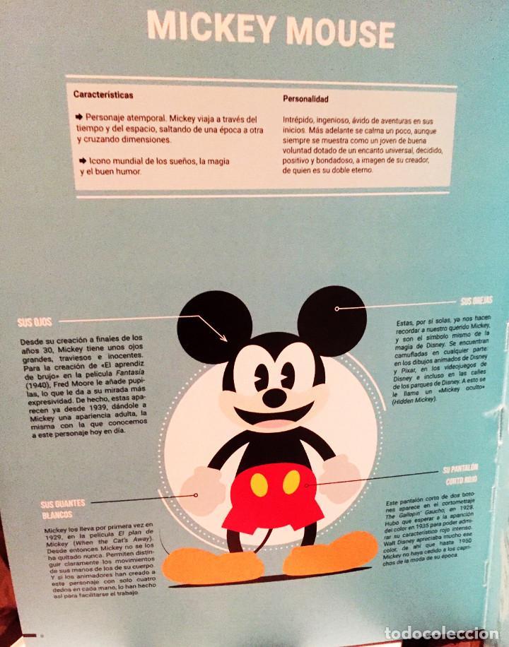 Libros: La historia de Mickey, HÉROES DISNEY. Hachette - Foto 2 - 228290965