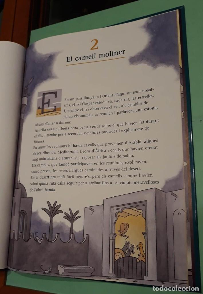 Libros: 3 TRES CONTES DE REIS - Nº2 NADAL / NAVIDAD - RAMON GIRONA -DIBJ. LINHART -PUB. ABADIA DE MONTSERRAT - Foto 2 - 228612265