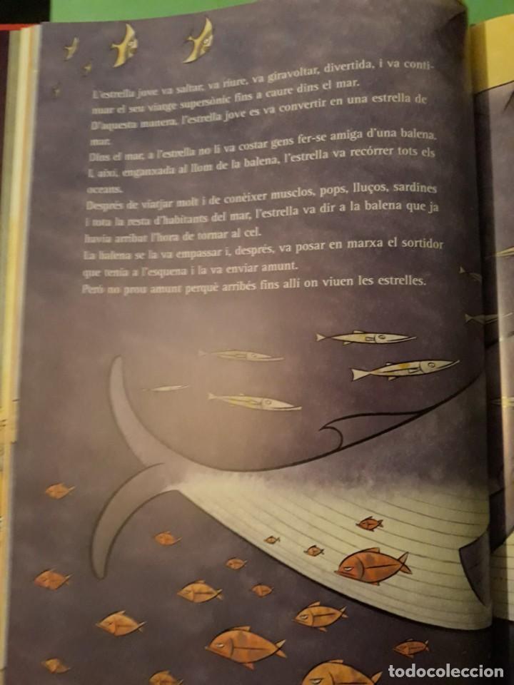 Libros: 3 TRES CONTES DE REIS - Nº2 NADAL / NAVIDAD - RAMON GIRONA -DIBJ. LINHART -PUB. ABADIA DE MONTSERRAT - Foto 4 - 228612265