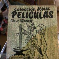 Libros: PELÍCULAS DISNEY TOMÓ III NUEVO. Lote 230249880