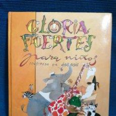 Libros: LIBRO POESÍA PARA NIÑOS, GLORIA FUERTES, SUSAETA. Lote 230711980