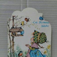 Libros: LAS HERMANAS SÁNCHEZ. ANNELIESE. NUEVO. PUBLICACIONES FHER. CUENTO TROQUELADO. 1984. ANNE LIESE.. Lote 232236685
