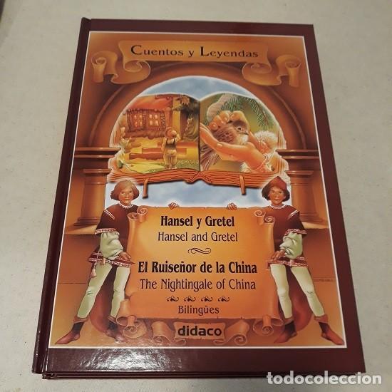 Libros: Lote Cuentos y Leyendas (5 vol. Bilingüe) (Didaco) ¡Nuevo! - Foto 4 - 232722652