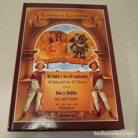 Libros: Lote Cuentos y Leyendas (5 vol. Bilingüe) (Didaco) ¡Nuevo! - Foto 5 - 232722652