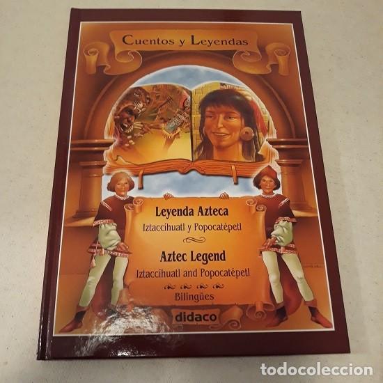 Libros: Lote Cuentos y Leyendas (5 vol. Bilingüe) (Didaco) ¡Nuevo! - Foto 6 - 232722652