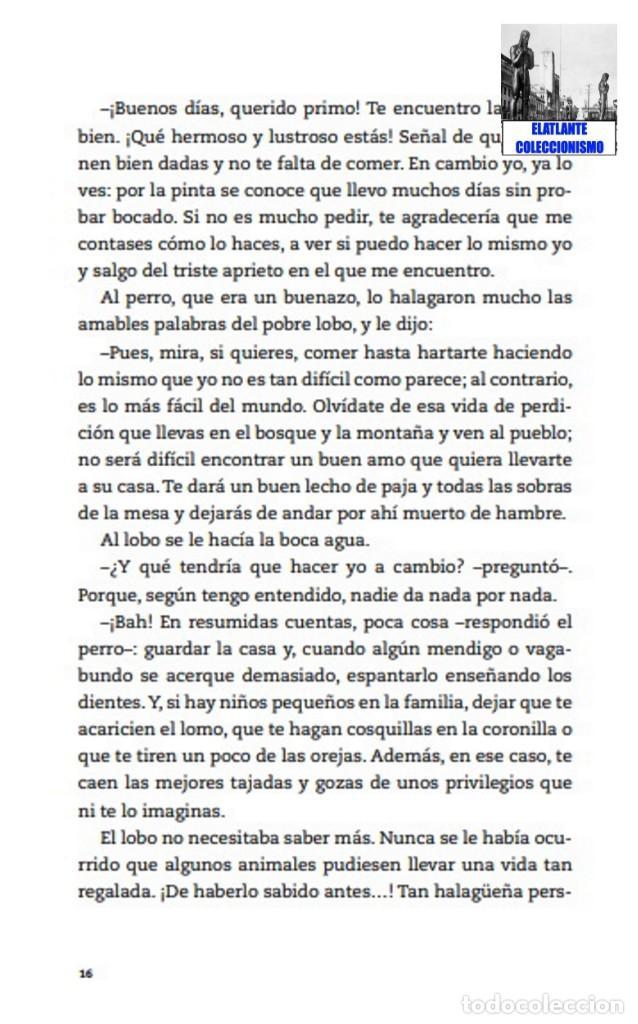 Libros: EL LIBRO DE LAS FÁBULAS - ADAPTACIÓN DE CONCHA CARDEÑOSO - ILUSTRACIONES DE EMILIO URBERUAGA - 18 € - Foto 9 - 234700290