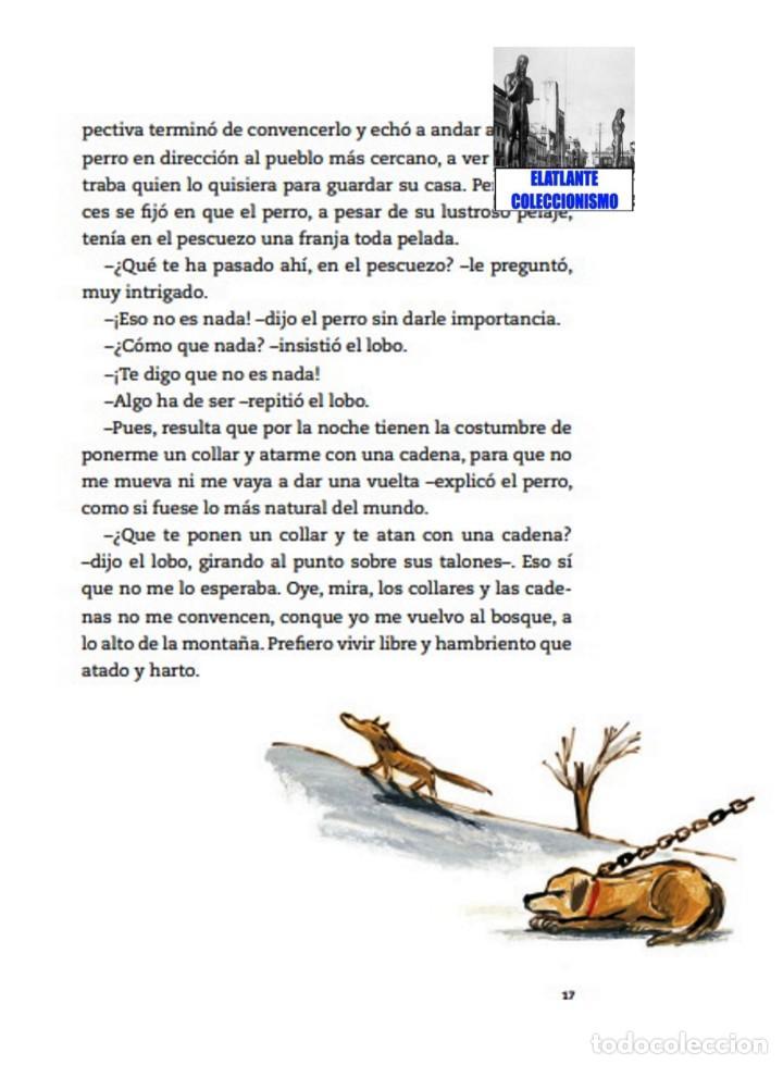 Libros: EL LIBRO DE LAS FÁBULAS - ADAPTACIÓN DE CONCHA CARDEÑOSO - ILUSTRACIONES DE EMILIO URBERUAGA - 18 € - Foto 11 - 234700290