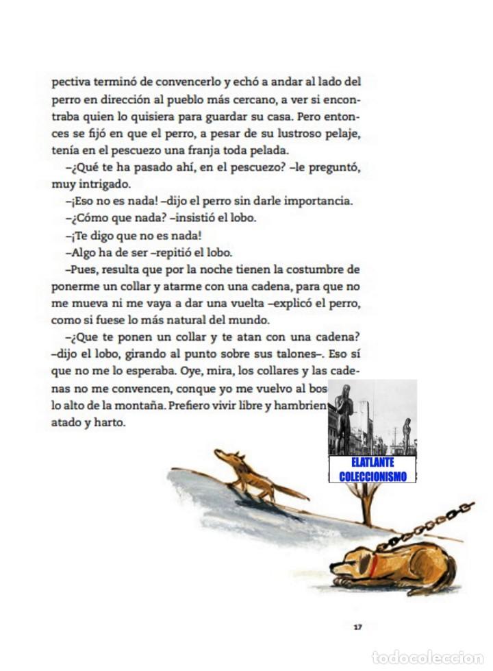 Libros: EL LIBRO DE LAS FÁBULAS - ADAPTACIÓN DE CONCHA CARDEÑOSO - ILUSTRACIONES DE EMILIO URBERUAGA - 18 € - Foto 12 - 234700290