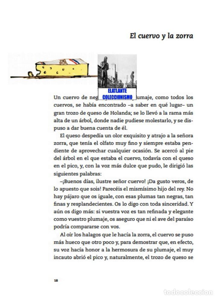 Libros: EL LIBRO DE LAS FÁBULAS - ADAPTACIÓN DE CONCHA CARDEÑOSO - ILUSTRACIONES DE EMILIO URBERUAGA - 18 € - Foto 13 - 234700290
