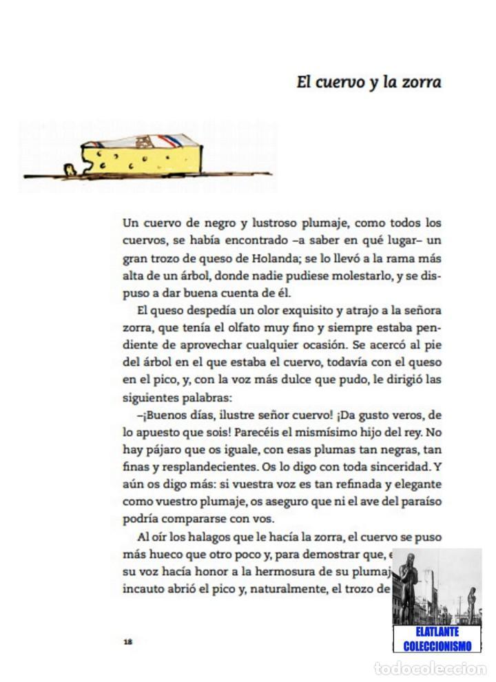 Libros: EL LIBRO DE LAS FÁBULAS - ADAPTACIÓN DE CONCHA CARDEÑOSO - ILUSTRACIONES DE EMILIO URBERUAGA - 18 € - Foto 14 - 234700290