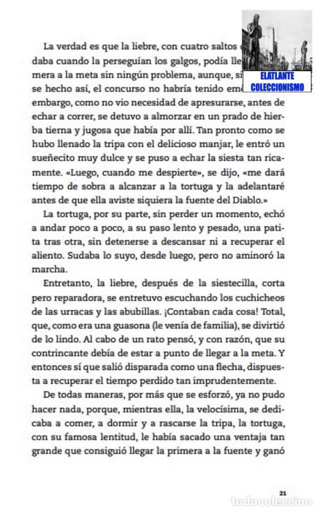 Libros: EL LIBRO DE LAS FÁBULAS - ADAPTACIÓN DE CONCHA CARDEÑOSO - ILUSTRACIONES DE EMILIO URBERUAGA - 18 € - Foto 19 - 234700290