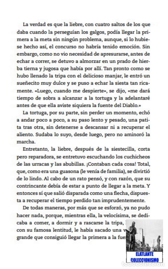 Libros: EL LIBRO DE LAS FÁBULAS - ADAPTACIÓN DE CONCHA CARDEÑOSO - ILUSTRACIONES DE EMILIO URBERUAGA - 18 € - Foto 20 - 234700290