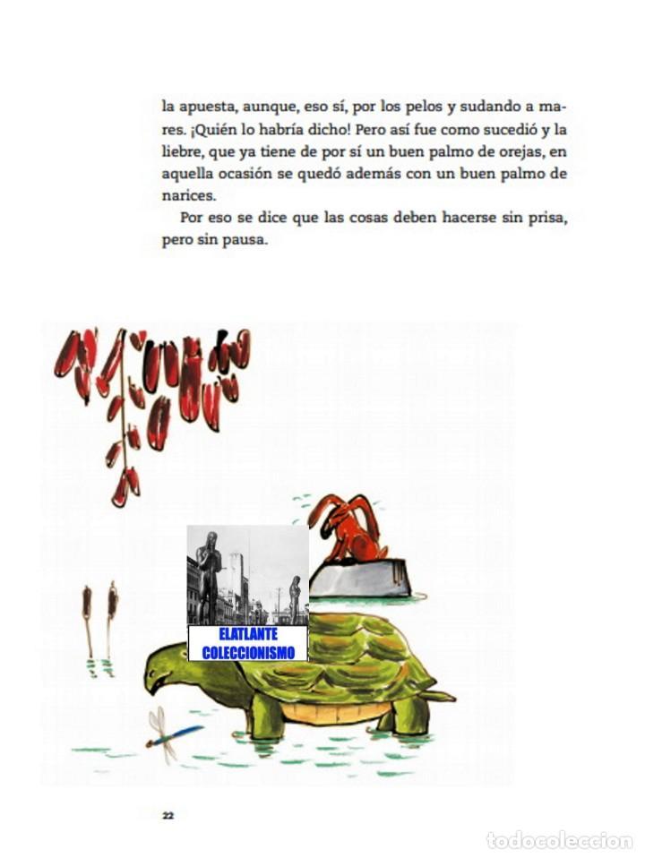 Libros: EL LIBRO DE LAS FÁBULAS - ADAPTACIÓN DE CONCHA CARDEÑOSO - ILUSTRACIONES DE EMILIO URBERUAGA - 18 € - Foto 21 - 234700290