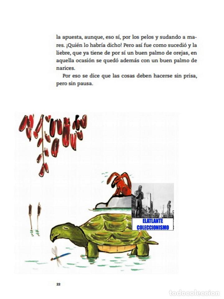 Libros: EL LIBRO DE LAS FÁBULAS - ADAPTACIÓN DE CONCHA CARDEÑOSO - ILUSTRACIONES DE EMILIO URBERUAGA - 18 € - Foto 22 - 234700290