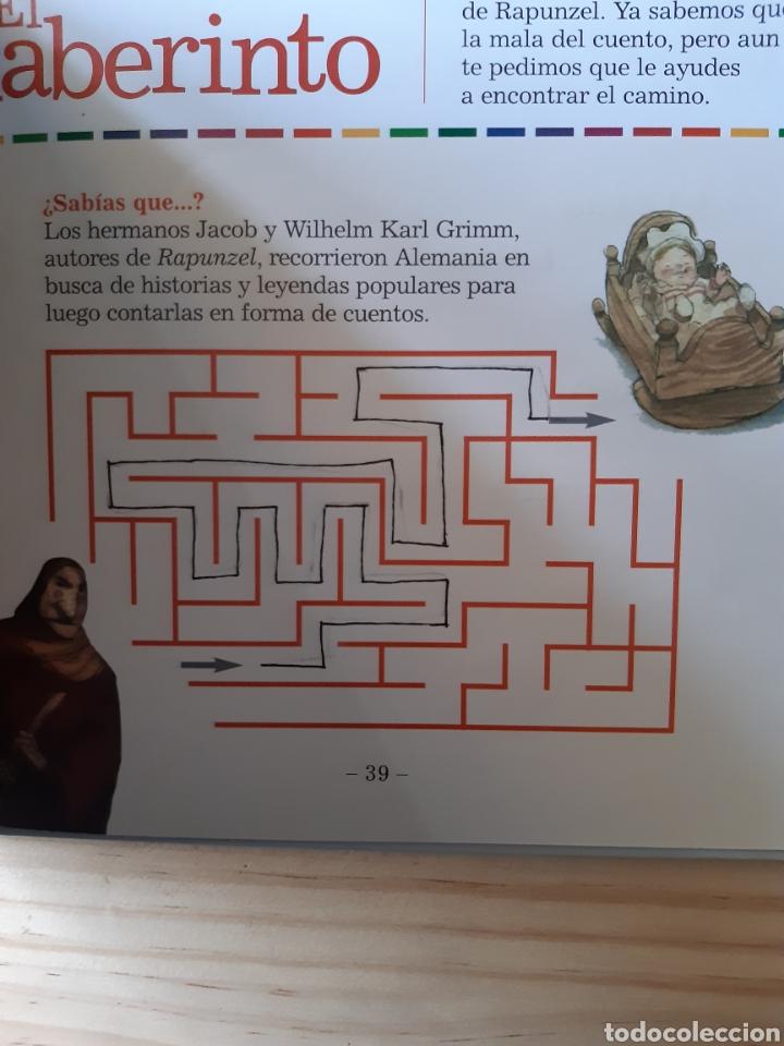 Libros: Cuento Rapunzel, n°28, colección el país - Foto 3 - 235098095