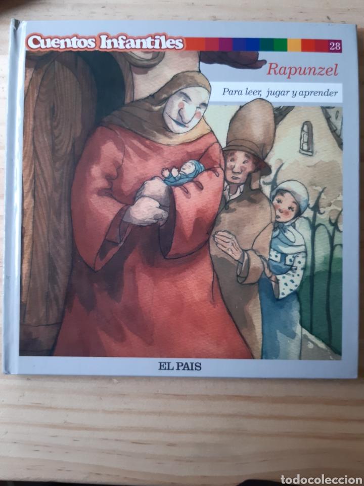 CUENTO RAPUNZEL, N°28, COLECCIÓN EL PAÍS (Libros Nuevos - Literatura Infantil y Juvenil - Cuentos infantiles)