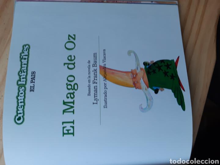 Libros: El mago de Oz,número 2, colección el país - Foto 5 - 235110925