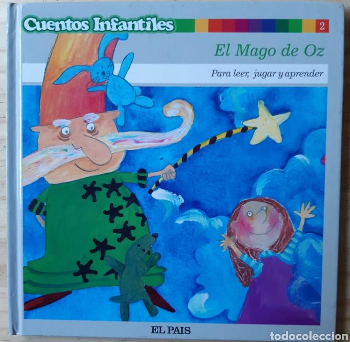 EL MAGO DE OZ,NÚMERO 2, COLECCIÓN EL PAÍS (Libros Nuevos - Literatura Infantil y Juvenil - Cuentos infantiles)
