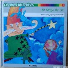 Libros: EL MAGO DE OZ,NÚMERO 2, COLECCIÓN EL PAÍS. Lote 235110925